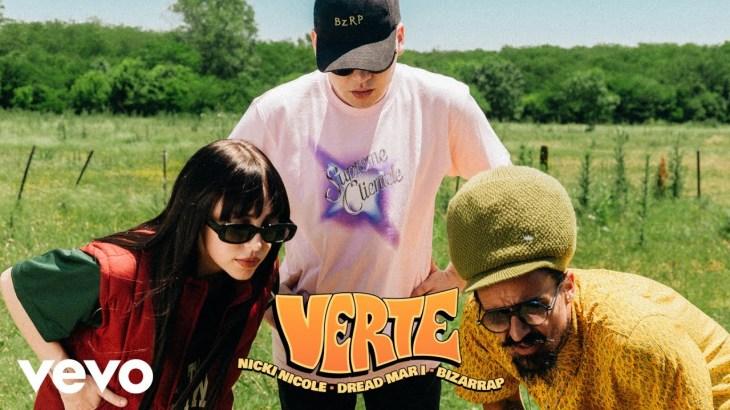 Nicki Nicole, Dread Mar I, Bizarrap – Verte (Official Video)