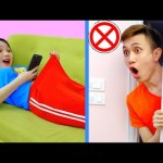 Things You Do When You're Home Alone / Facts, DIY Life Hacks Funny Videos by Monkey Craft #78
