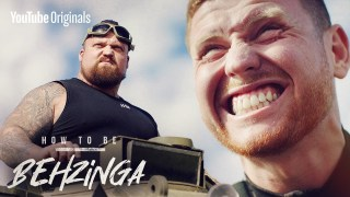 Behzinga Takes On The London Marathon | How To Be Behzinga
