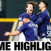 Rays cap rollercoaster World Series Game 4 with crazy walk-off | Dodgers-Rays Game 4 Highlights
