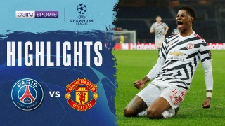 巴黎聖日耳門 1:2 曼聯 | Champions League 20/21 Match Highlights HK
