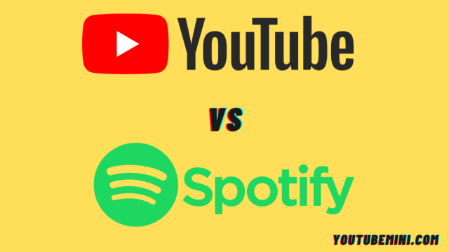 Which is better Youtube or Spotify to listen to songs or music?