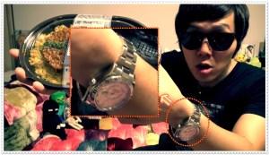 ヒカキンの腕時計の値段がヤバいwブランド名など一覧で紹介!ロレックススカイドゥエラー02