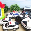 Let's Enjoy Super Spo Spo Time Police Car in a row パトカーが手探りボックスにすぽすぽ