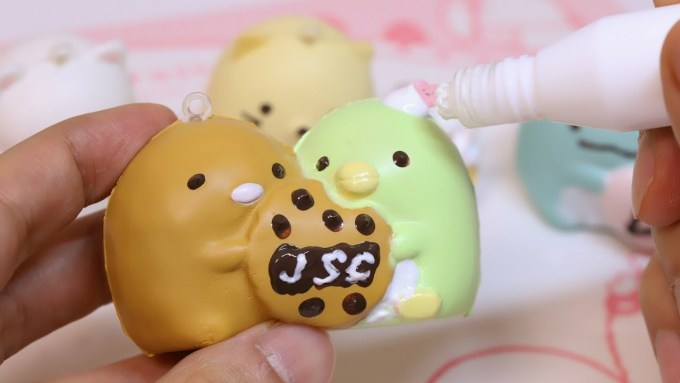 Puni Deco Squeeze Sumikko Gurashi DIY Squishy Squeeze Toy Making Kit