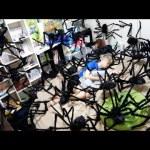 [はじめしゃちょー]起きたら部屋が巨大クモだらけだった時の反応wwwww