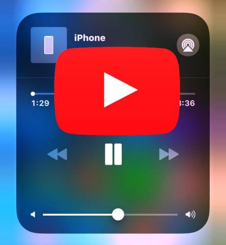 youtube background play