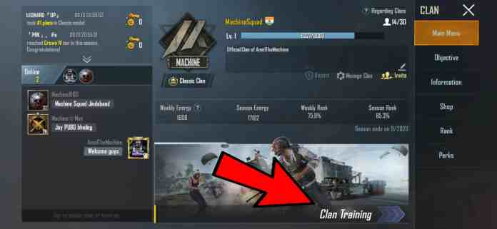 how to complete clan mission