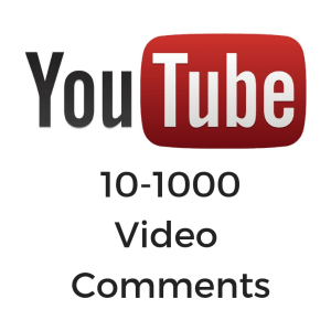 buy youtube video comment