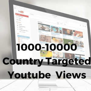 Country Targeted YouTube Views
