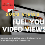 Instant fast video views