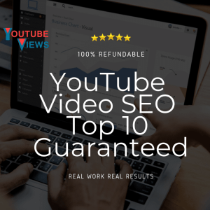 Youtube SEO Service