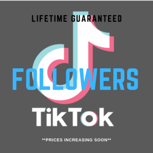 Get Tiktok followers