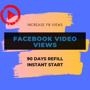 Buy Facebook Video Views