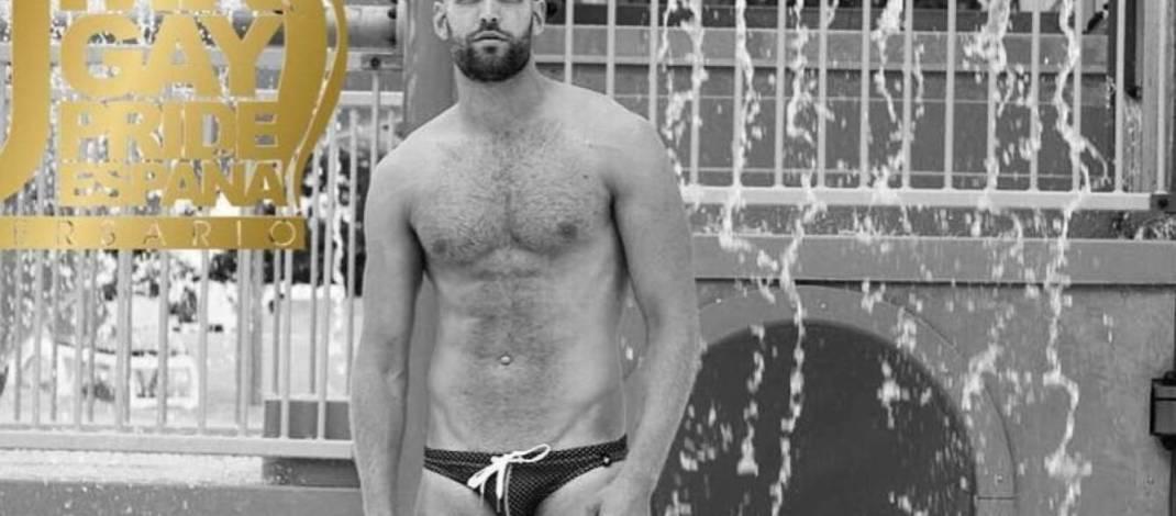Conoce al nuevo Mister Gay España 2017, Ricardo Tacoronte