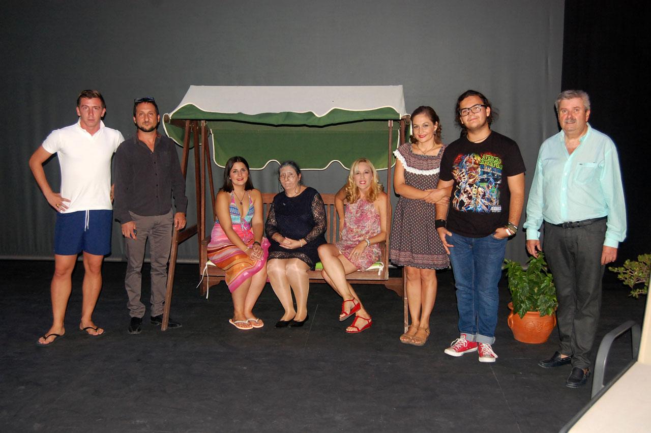 Calendario Fallero 2020.Calendario Completo Del Concurso De Teatre Faller 2019 2020