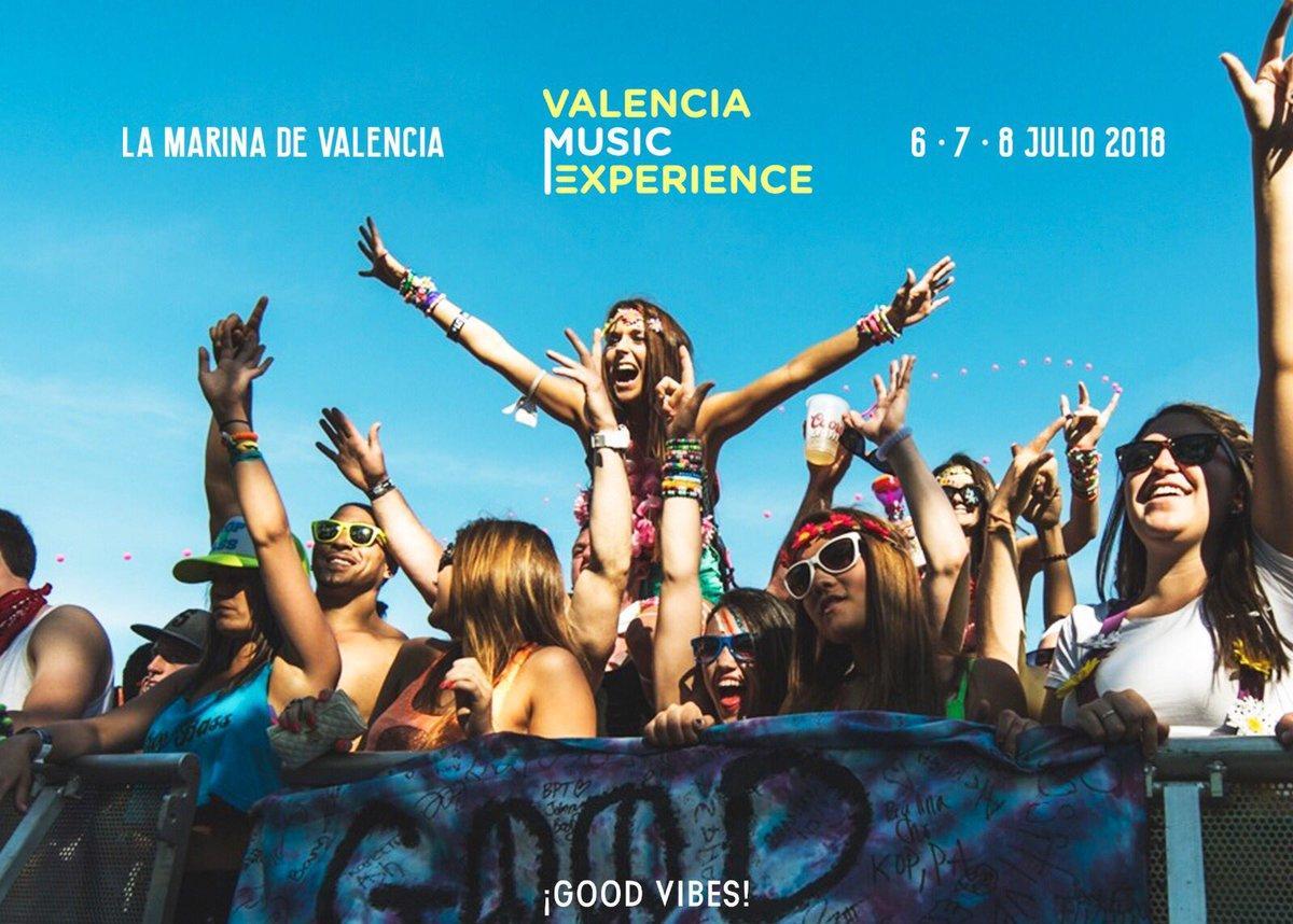 Valencia Music Experience vuelve este verano con mejor plan todavía