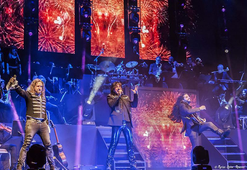 El Palacio de Congresos recibe el mayor concierto homenaje a Queen