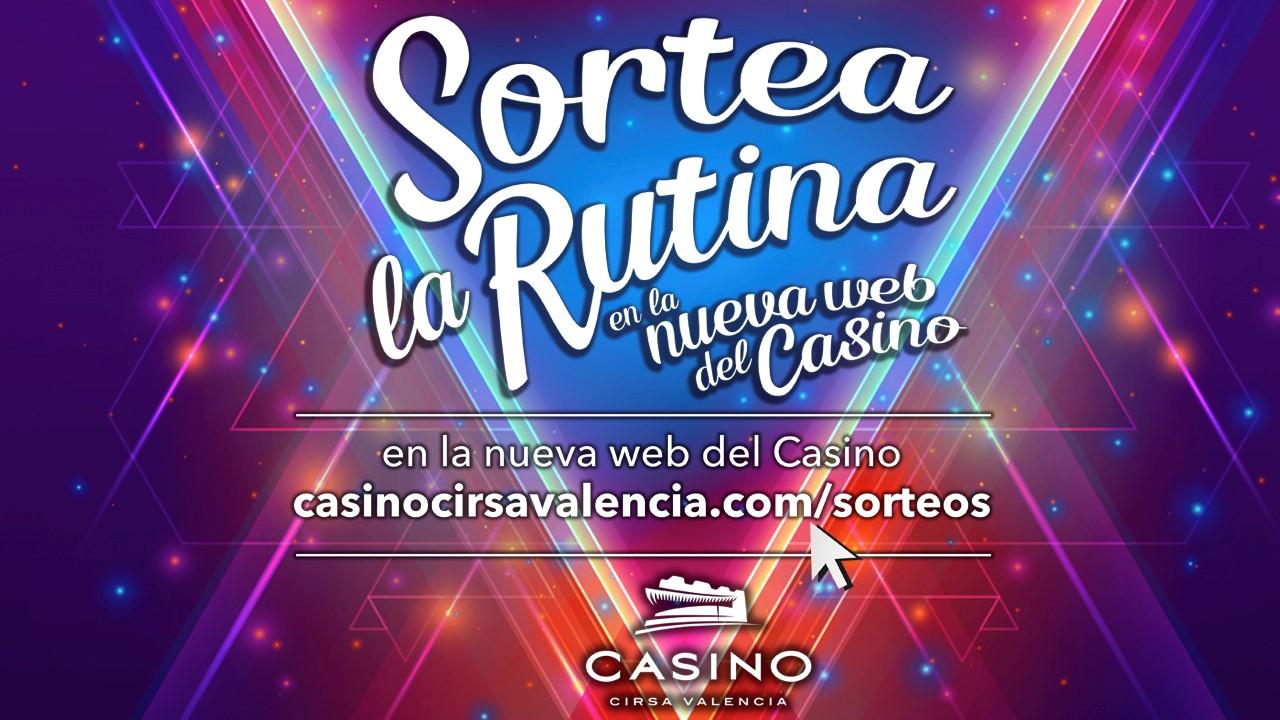Casino Cirsa Valencia estrena web con promociones y sorteos