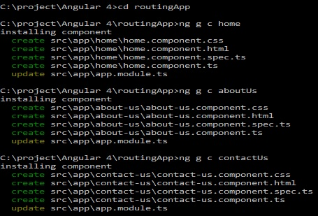 routingComponents