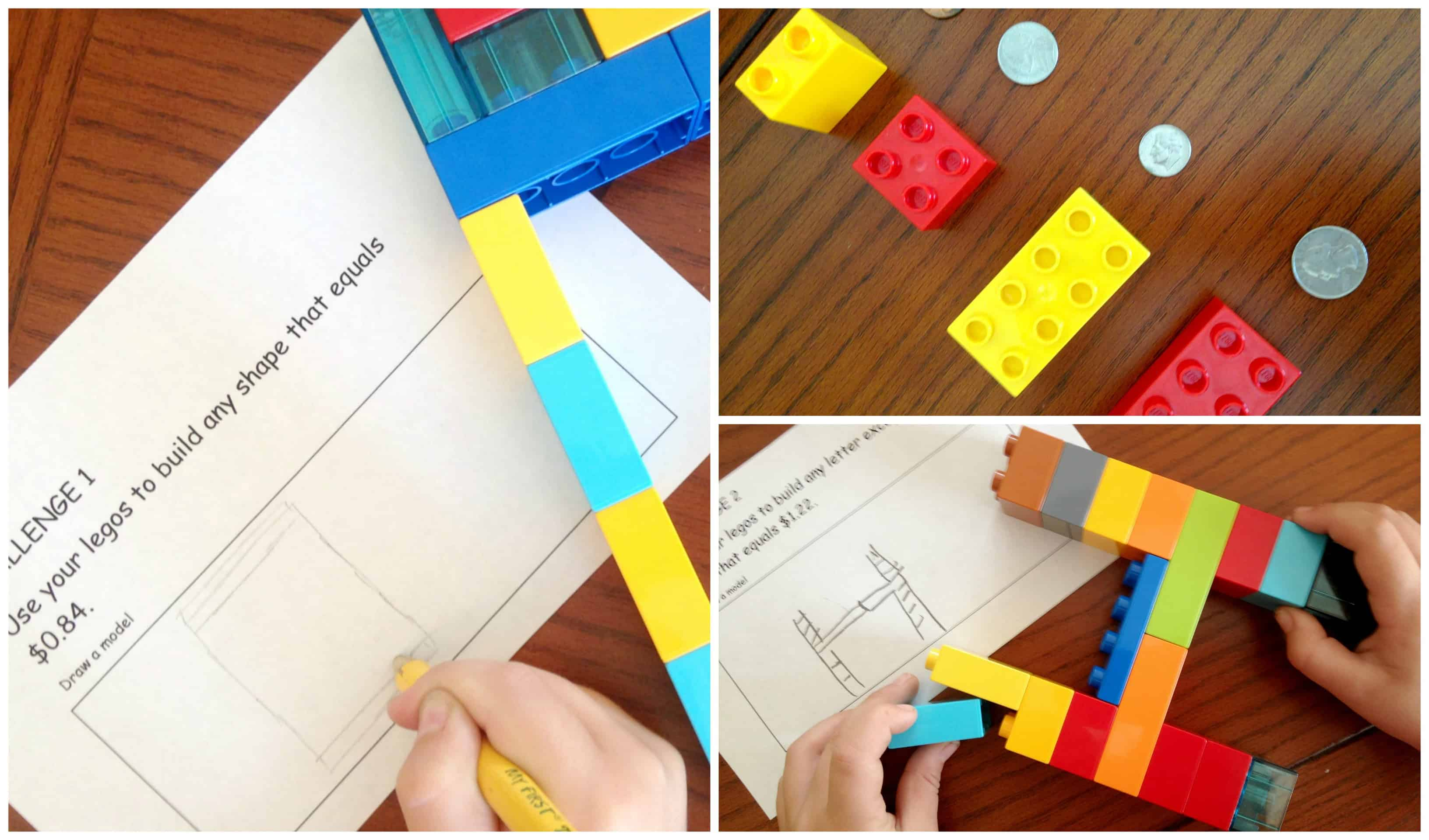 How To Use Lego To Practice Money Skills Stem Project