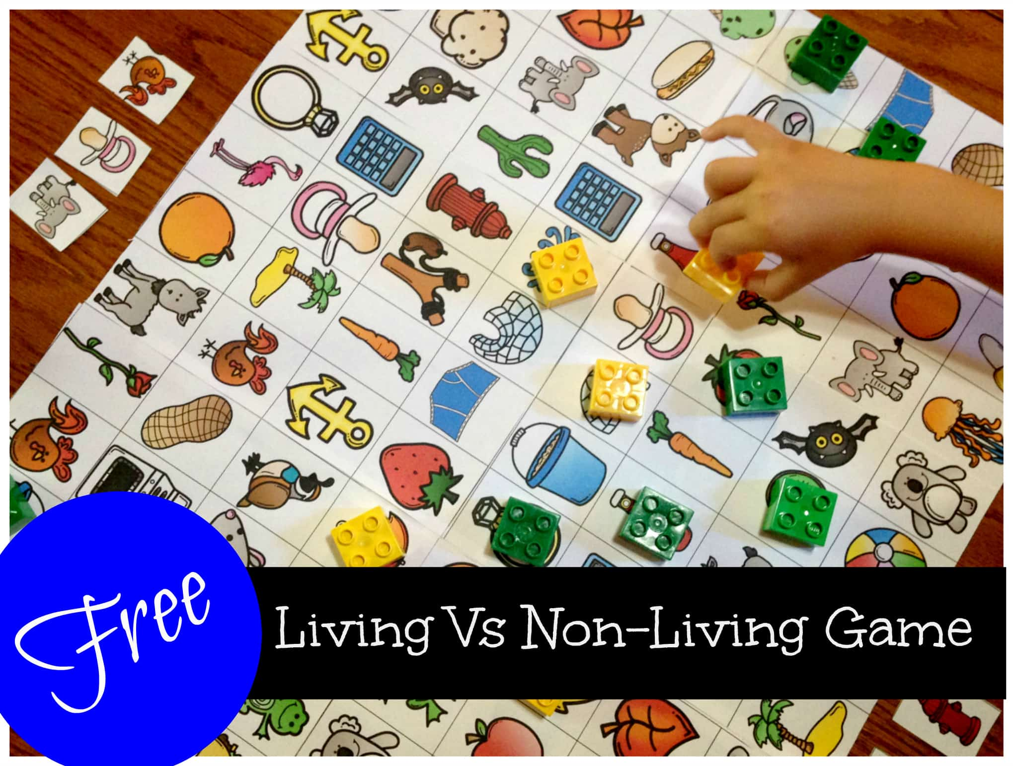 5 Awesome Activities For Living Vs Non Living Unit Free Game