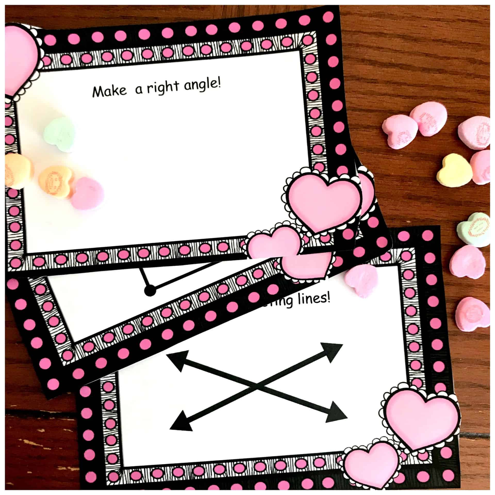 These Lines And Angles Worksheets Get Children Building