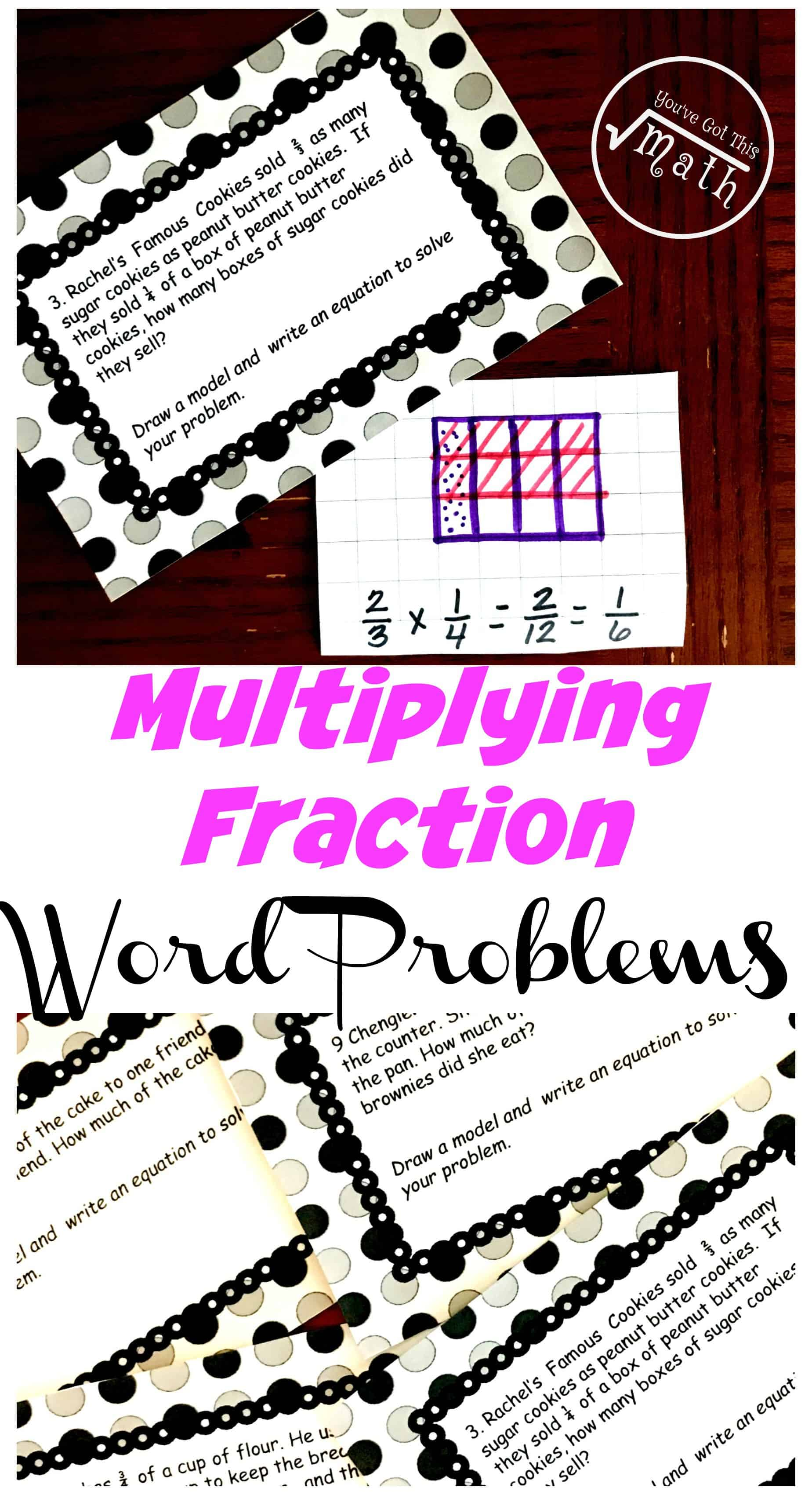 10 Multiplying Fractions Word Problems For Some Real Life