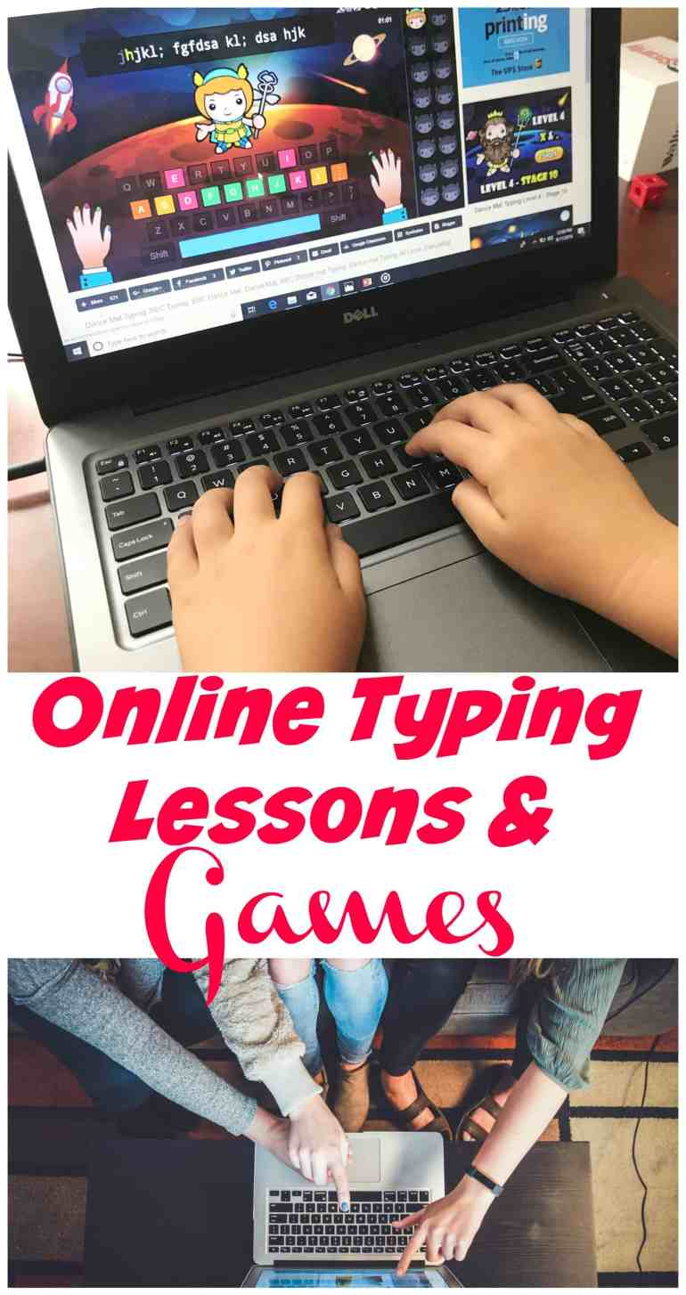 Are you looking for typing lessons online? KidzType has fun engaging lessons and free games that make learning to type fun!!!