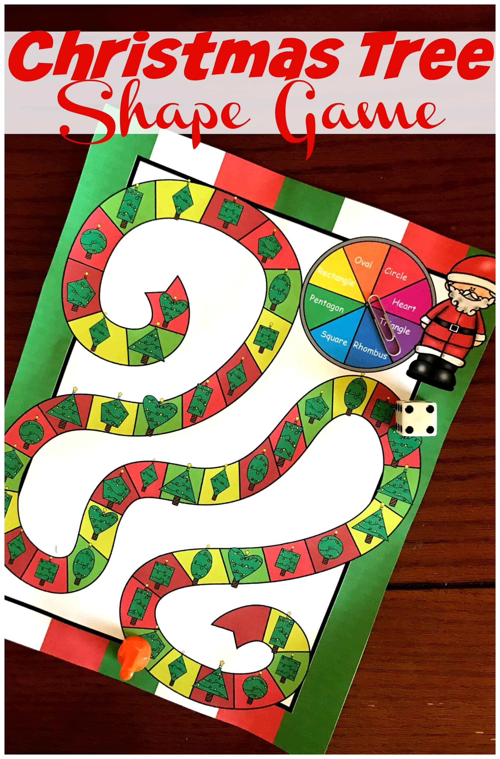 This math shape game lets children have fun practicing the names of shapes and recognizingthem. This game has shapes like a rhombus, rectangle, parallelogram, hexagon, etc.