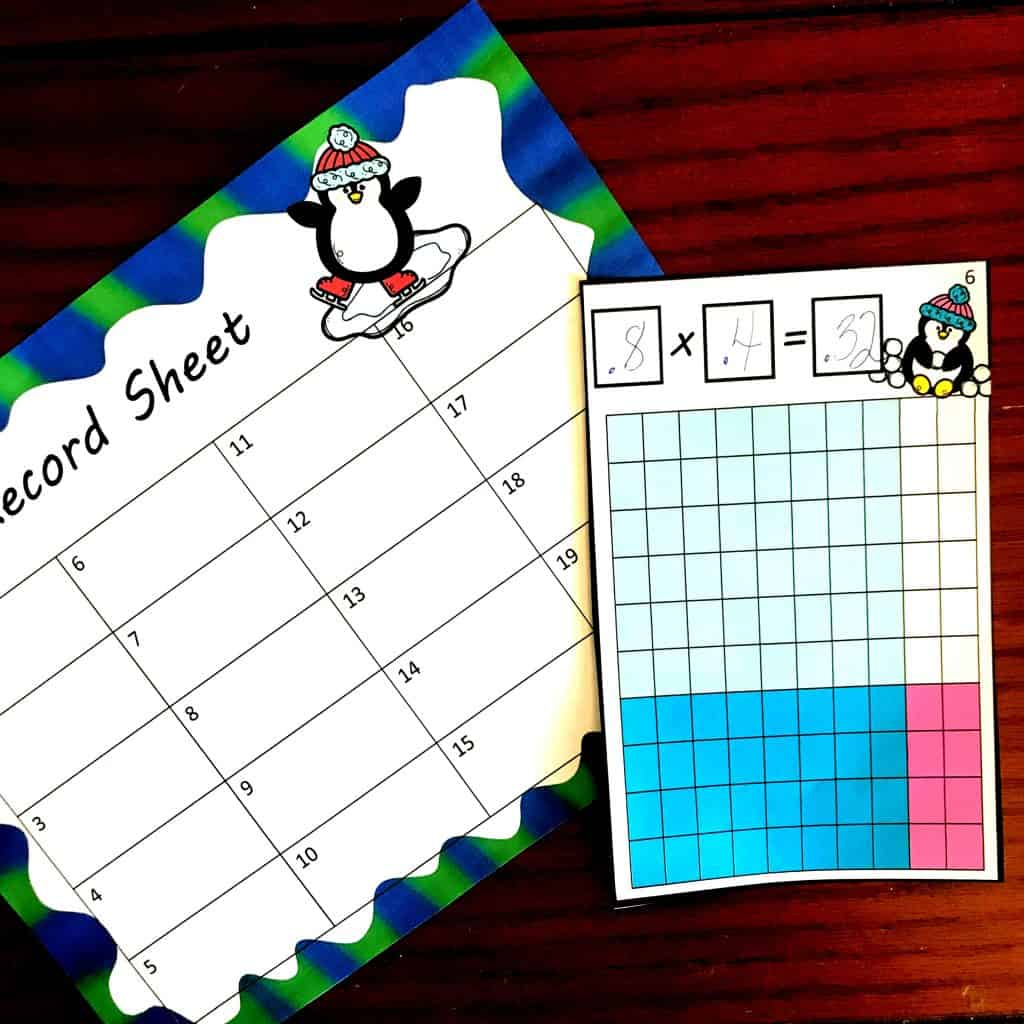 Free Bright And Fun Task Cards To Multiply Decimals With