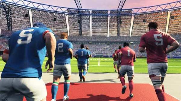 Игра Rugby 20 вышла на PS4, Xbox One и ПК – Ты в теме игры!
