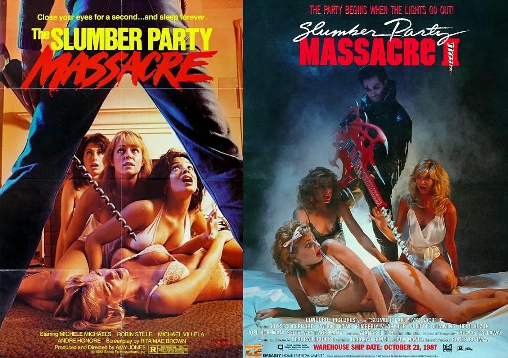 Poster do filme Slumber Party - O Massacre