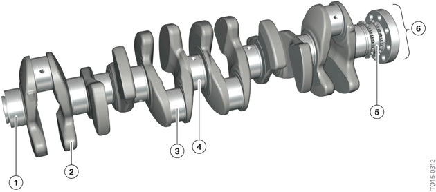 BMW_B58_Crankshaft