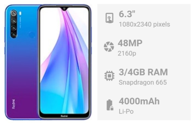 Xiaomi Redmi Note 8T Review- Full phone specifications & price in Nigeria : A Powerful Phone