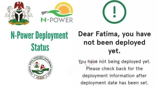Npower deployment