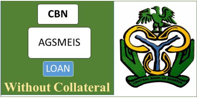 AGSMEIS CBN Loan Application 2021- Apply Registration nirsalmfb.caderp.com/account/landingpage