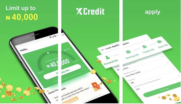 Xcredit Loan