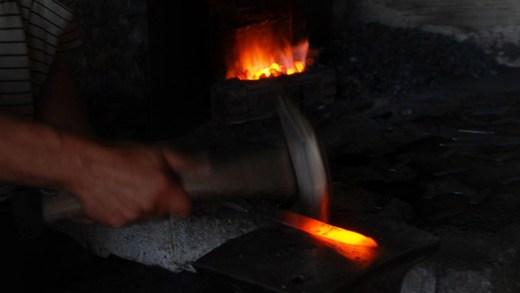 bıçak yapımı