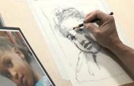 artist draw
