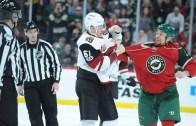 Buz Hokeyi Maçında İnanılmaz Kavga