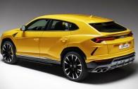 2018 model Lamborghini Urus
