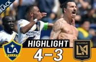 Zlatan İbrahimoviç İlk Maçında ABD'yi Salladı