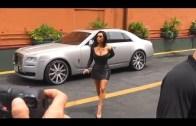 Kim Kardashian'ın Aşırı Lüks Araba Koleksiyonu