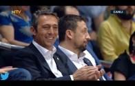 Obradovic ve Ali Koç'un,Bobby Dixon'ın Üçlüğüne Verdikleri Sempatik Tepki