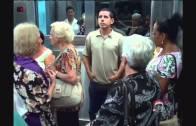 Asansörde Bikini Baskını! Ama Devamı Kabus Oldu