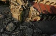 Filipinler Deprem Anı Kaydedildi Ortaya Ürkütücü Görüntüler Çıktı