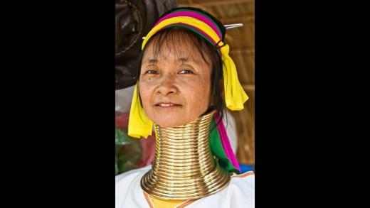zürafa kadınların köyünden görüntüler