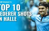 Roger Federer En iyi 10 Sayı