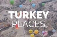 Turist Gözünden Türkiye'de Ziyaret Edilecek 10 Yer